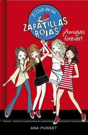 CLUB ZAPATILLAS ROJAS 2: AMIGAS FOREVER
