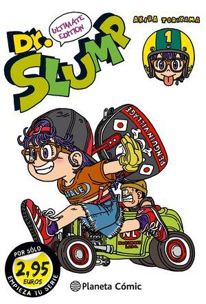 MM DR. SLUMP Nº 01 2,95