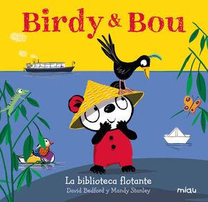 BIRDY Y BOU. LA BIBLIOTECA FLOTANTE