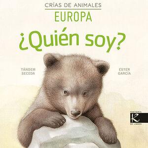 QUIEN SOY CRIAS DE ANIMALES EUROPA
