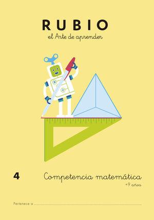 COMPETENCIA MATEMATICA 4