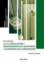 INSTALACIÓN Y MANTENIMIENTO DE SANITARIOS Y ELEMENTOS DE CLIMATIZACIÓN (MF1155 )