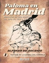PALOMA EN MADRID