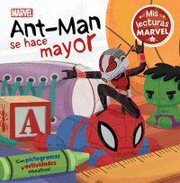 ANT-MAN SE HACE MAYOR