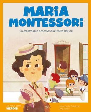 MARIA MONTESSORI - CAT