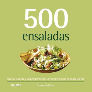 500 ENSALADAS (2020)