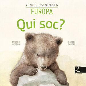 QUI SOC CRIES DANIMALS EUROPA
