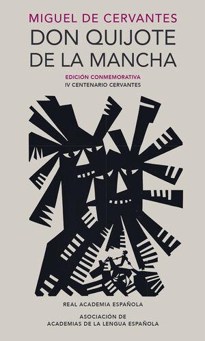 DON QUIJOTE DE LA MANCHA (ED. CONMEMORAT