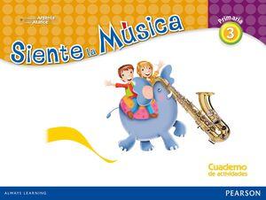SIENTE LA MÚSICA 3 PACK ACTIVIDADES (COMUNIDAD VALENCIANA)