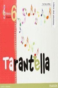 TARANTELLA 6 LIBRO DEL ALUMNO