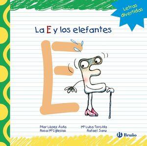 ELEFANTES, LA E Y LOS - LETRAS DIVERTIDA