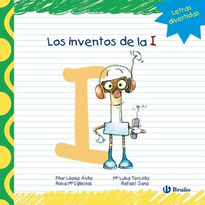 INVENTOS DE LA I, LOS - LETRAS DIVERTIDA