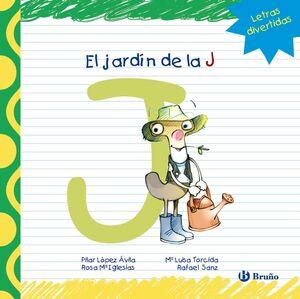 JARDIN DE LA J. EL - LETRAS DIVERTIDAS