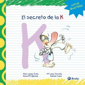 SECRETO DE LA K, EL - LETRAS DIVERTIDAS