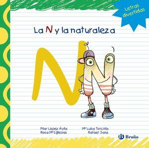 NATURALEZA, LA N Y LA - LETRAS DIVERTIDA