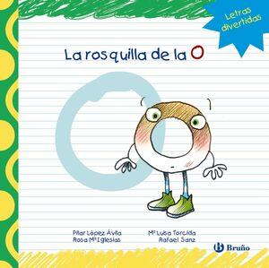 ROSQUILLA DE LA O, LA - LETRAS DIVERTIDA