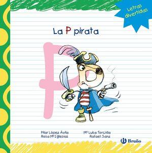 PIRATA, LA P - LETRAS DIVERTIDAS