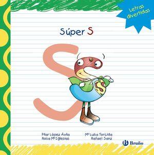 SUPER S - LETRAS DIVERTIDAS