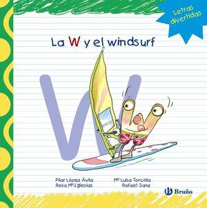 WINDSURF, LA W Y EL - LETRAS DIVERTIDAS