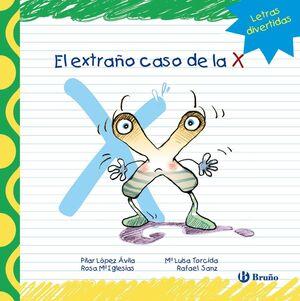 EXTRA¥O CASO DE LA X, EL - LETRAS DIVERT