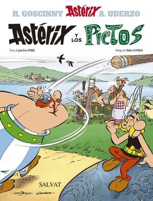 ASTERIX Y LOS PICTOS (2013)