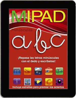 MIPAD ABC MINÚSCULAS