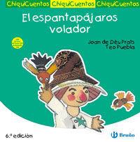 EL ESPANTAPÁJAROS VOLADOR