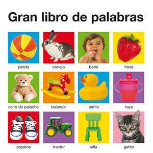 GRAN LIBRO DE PALABRAS