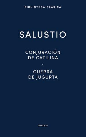 12. CONJURACIÓN DE CATILINA. GUERRA DE JUGURTA. FRAGMENTOS DE LAS