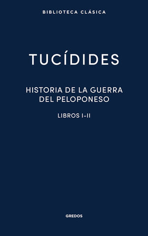 16. HISTORIA DE LA GUERRA DEL PELOPONESO I-II