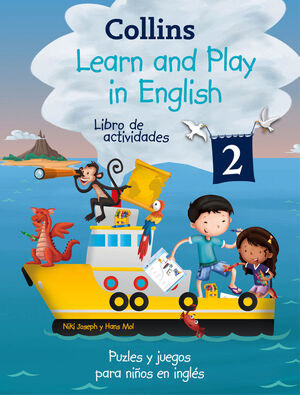 LEARN AND PLAY IN ENGLISH (LEARN AND PLA