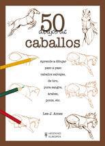 50 DIBUJOS DE CABALLOS