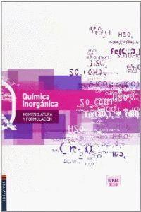 QUIMICA INORGANICA 013