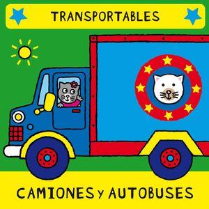 CAMIONES Y AUTOBUSES (LIBRO BLANDITO)