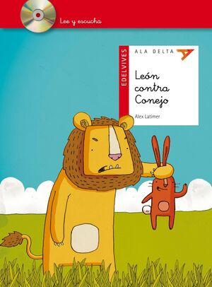 LEON CONTRA CONEJO (12) + CD