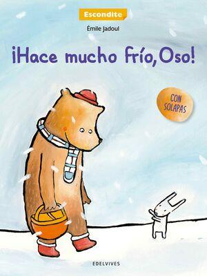 HACE MUCHO FRIO, OSO! (ESCONDITE 2) CON