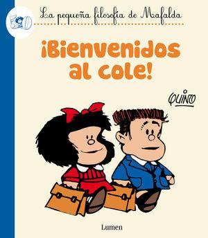 BIENVENIDOS AL COLE! (PEQUEÑA FILOSOFIA