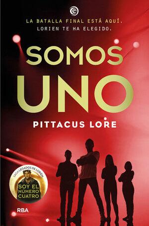 SOMOS UNO (LEGADOS LORIEN 7)