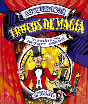 ASOMBROSOS TRUCOS DE MAGIA (BLOCK)