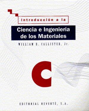 CIENCIA E INGENIERIA DE MATERIALES 1