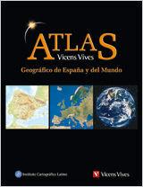 ATLAS GEOGRAFICO ESPA?ÑA Y MUNDO N/C