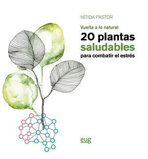 20 PLANTAS SALUDABLES PARA COMBATIR EL ESTRÉS