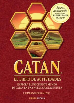 CATAN: LIBRO DE ENIGMAS Y ACERTIJOS