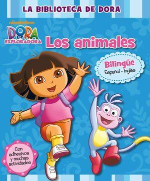 DORA LA EXPLORADORA: LOS ANIMALES (BILIN