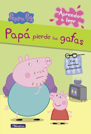 PAPA PIERDE LAS GAFAS (PEPPA PIG) APREND
