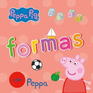 FORMAS CON PEPPA (PEPPA PIG. PEQUEÑAS MANITAS)