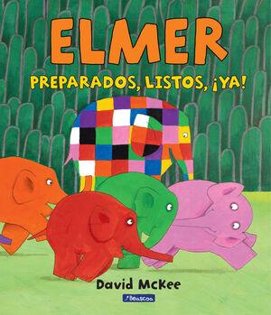 PREPARADOS, LISTOS, IYA! (ELMER. ALBUM I
