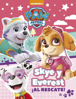 SKYE Y EVEREST IAL RESCATE! (PAW PATROL