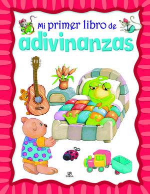 MI PRIMER LIBRO DE ADIVINANZAS