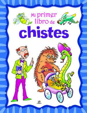 MI PRIMER LIBRO DE CHISTES (PUNTO DE LEC